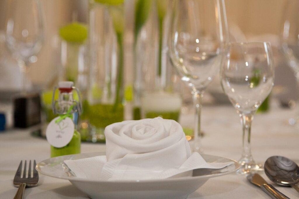 Hochzeiten feiern im Wunstofer Festsaal