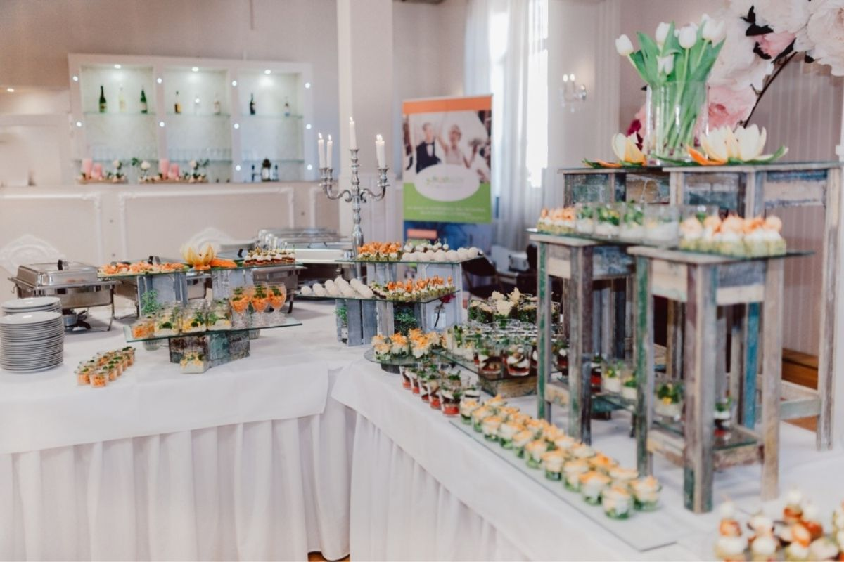 Private Events - Feiern inklusive Catering mit stay-joy